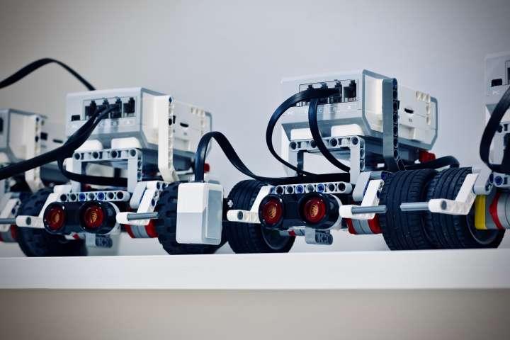 Беспилотное будущее строительной робототехники